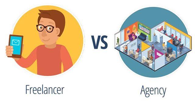 Что выбрать для создания сайта: агентство или фрилансера?